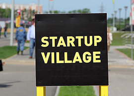 Startup Village in Skolkovo Innovation Center